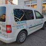 Mobilna enota Loveterine odslej v novi podobi